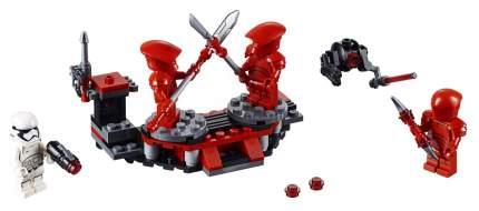Конструктор LEGO Star Wars 75225 Боевой набор Элитной преторианской гвардии