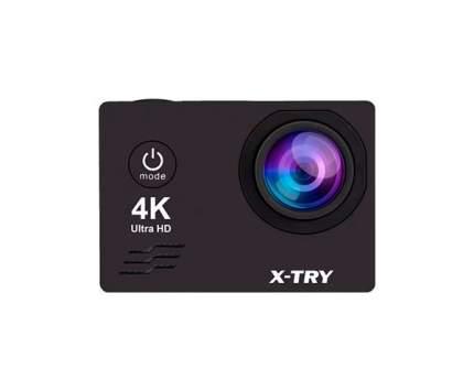 Экшн видеокамера X-TRY XTC 162 NEO 4K WiFi Черный