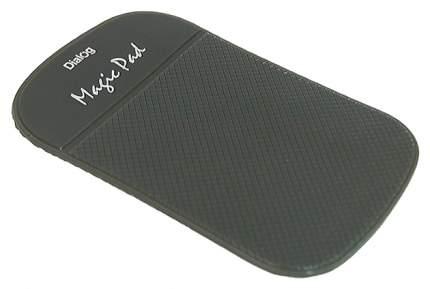Коврик держатель мобильных устройств в автомобиле Dialog MH-01 Magic Pad чёрный