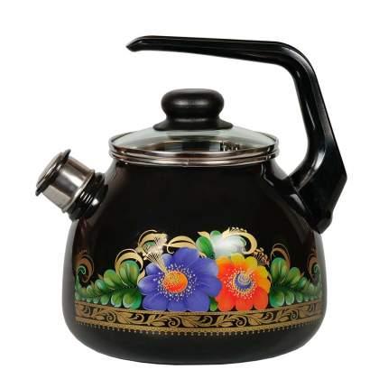 Чайник для плиты Лысьва 4с209я 3 л