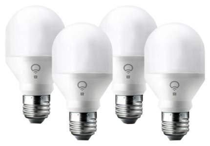 Умная лампа LIFX светодиодная Mini Color A19 E27 4 шт.
