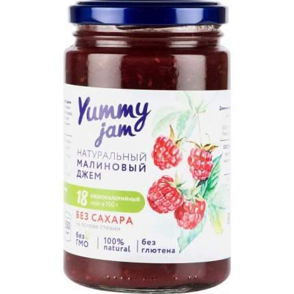 Джем малиновый Yummy jam без сахара 350 г