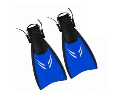 Ласты для плавания Submarine Flipper F42, размер 28-32, синие