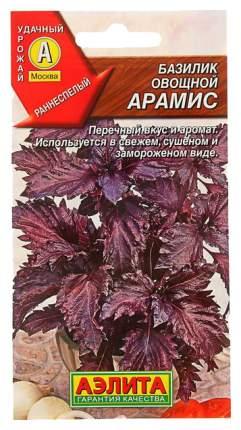 Семена Базилик Арамис, 0,3 г АЭЛИТА