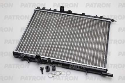 Радиатор охлаждения PATRON для Citroen c4 1.4-1.6 16v 04-, Xsara 1.6-2.0hdi 90 97- PRS4056