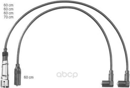 Высоковольтные провода комплект Beru ZEF1149