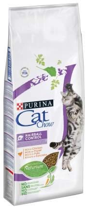 Сухой корм для кошек Cat Chow Special Care Hairball, для выведения шерсти, птица, 7кг