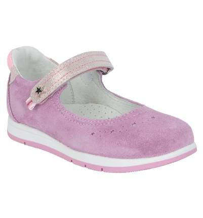 Туфли Котофей 332103-21 для девочек розовый р.25