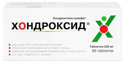 Хондроксид таблетки 250 мг 60 шт.