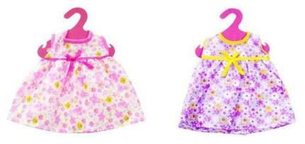 Платье для куклы 2 вида в ассортименте