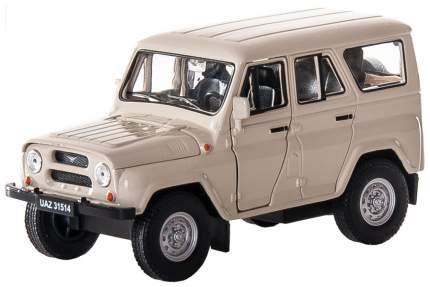 Машинка Welly1:34-39 уаз 31514 в ассортименте
