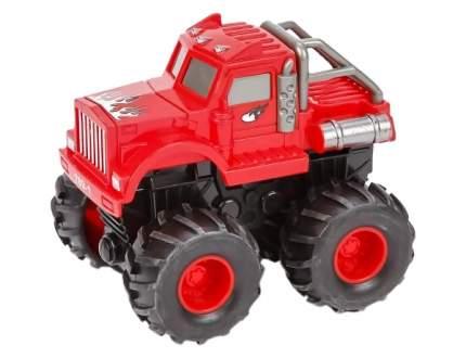 Интерактивная игрушка Наша игрушка Машина инерционная, Тягач 789-1