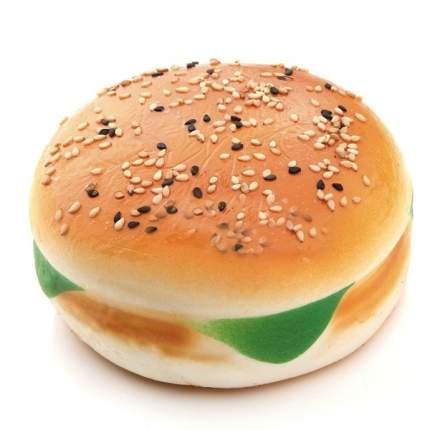 Сквиши М-м-мняшка игрушка-антистресс Бургер 1Toy