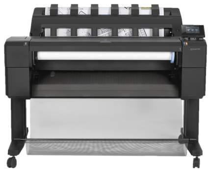 Струйный принтер HP Designjet T930 L2Y21A Черный