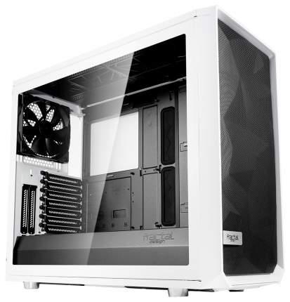 Компьютерный корпус Fractal Design Meshify S2 TG без БП (FD-CA-MESH-S2-WT-TGC) white/black