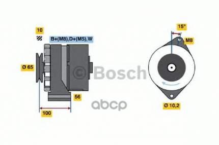 Генератор Bosch 0986036790