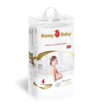 Подгузники детские одноразовые Mommy Baby (размер 4), 9-14 кг, 44 шт.