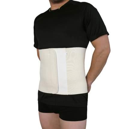 Бандаж ортопедический Унга-Рус послеоперационный С-322, грудопоясничный бежевый