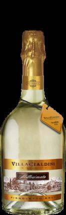 Игристое вино Villa Cialdini Pignoletto, Chiarli-1860, 2017 г.