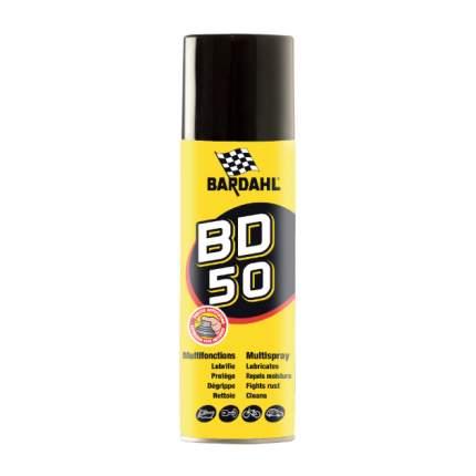 Многофункциональный спрей-смазка 500 мл BD50-MULTISPRAY BARDAHL 3221