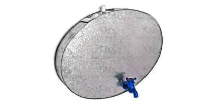 Умывальник оцинкованный, 10 литров (кран, крышка, ручка)