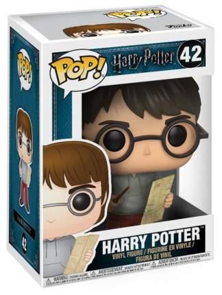 Фигурка Funko POP! Movies: Harry Potter: Harry with Marauders Map