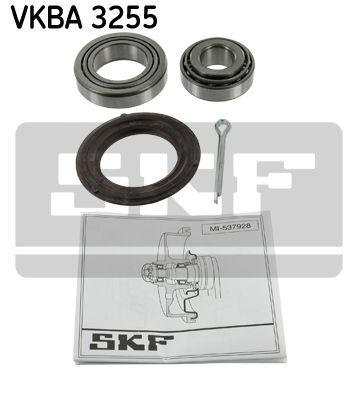 Комплект подшипника ступицы колеса SKF VKBA 3255