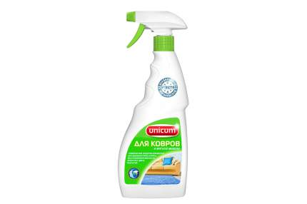 Чистящее средство для мебели Unicum чистка ковров 500 мл