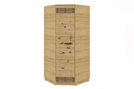 Платяной шкаф Hoff Корсар 80324216 79х180,9х79, швейцарский вяз