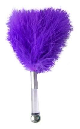 Щекоталка ToyFa пуховая фиолетовый