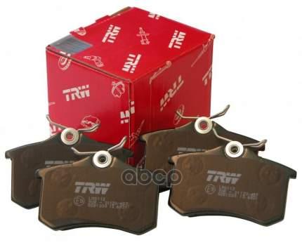 Тормозные колодки TRW/Lucas GDB1330