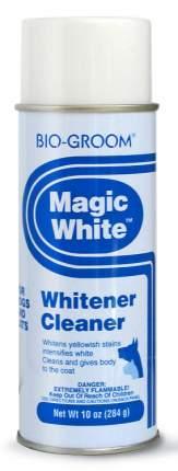 Нейтрализатор органических пятен и запаха Bio-Groom Finishers Magic White, 295 мл