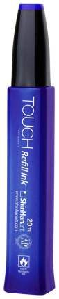 Заправка для маркера Touch на спиртовой основе, 20 мл, цвет: 073,ультрамарин