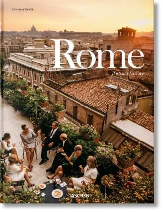 Книга Rome, Portrait of a City