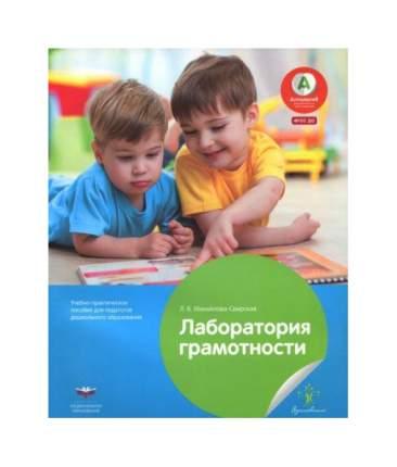 Лаборатория Грамотности: Учебно-Практическое пособие для педагогов Дошкольного Образования