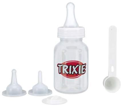 Набор для кормления для щенков и котят TRIXIE, бутылочка с соской, мерная ложка, 120 мл