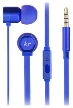 Наушники Kitsound Hive Blue