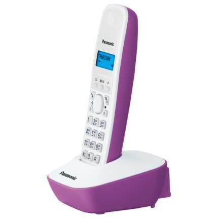 Телефон DECT Panasonic KX-TG1611RUF