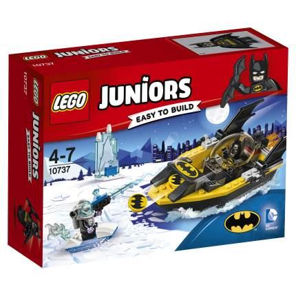 Конструктор LEGO DC Comics Juniors Бэтмен против Мистера Фриза (10737)