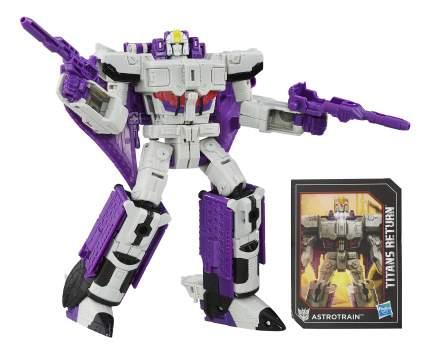 Игрушка Transformers Войны Титанов Вояджер B7769 B8353