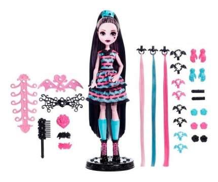 Кукла Monster High стильные прически Дракулауры