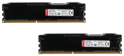 Оперативная память HyperX FURY HX316C10FBK2/8