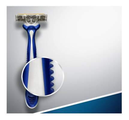 Одноразовая мужская бритва Gillette Blue3 6 шт