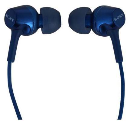 Наушники Sony MDR-EX255 Blue