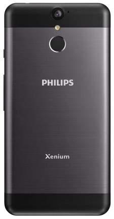 Смартфон Philips Xenium X588 32GbBlack