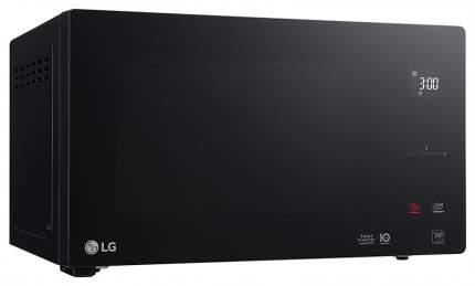 Микроволновая печь с грилем LG MB65W95DIS black