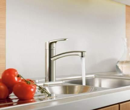 Смеситель для кухонной мойки Hansgrohe Logis 160 71832000 хром
