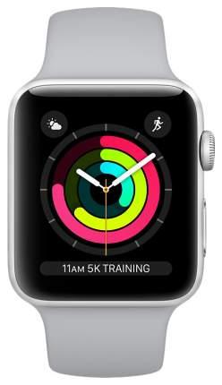 Смарт-часы Apple Watch Series 3 42mm Silver Al/Fog Band (MQL02RU/A)