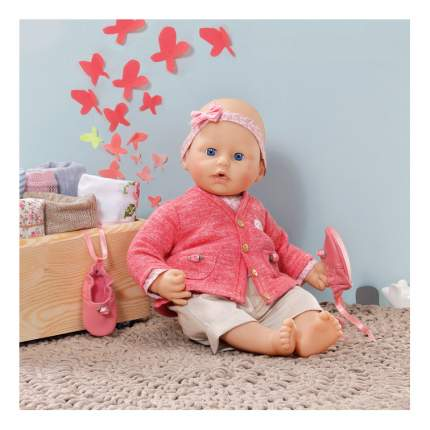 Жакет, блузка, брюки и туфли для Baby Annabell Zapf Creation