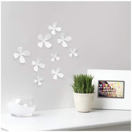 Декор для стен Umbra Wallflower 1008099-660 Белый